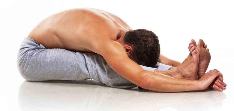 Поза в йоге при простатите финаст от простатита