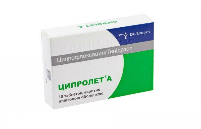 Дозировка ципролет а при простатите лучевая терапия простатит